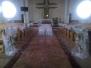 Kościół w Łazach k. Radymna